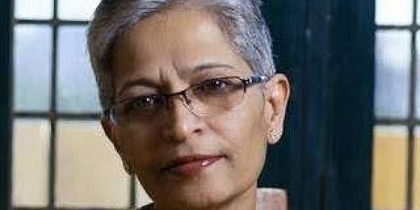 Journalist Gauri Lankesh (Photo courtesy: Facebook)