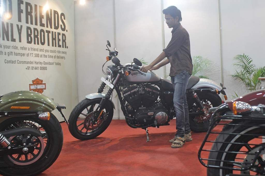 harley-davidson to offer loan support in india- the new indian express