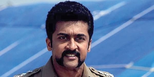 Suriya gets rid of Singam mustache- The New Indian Express