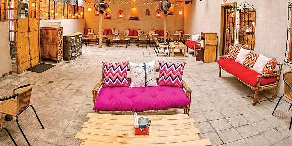 Turn the corner to a new street-styled cafe- The New Indian Express
