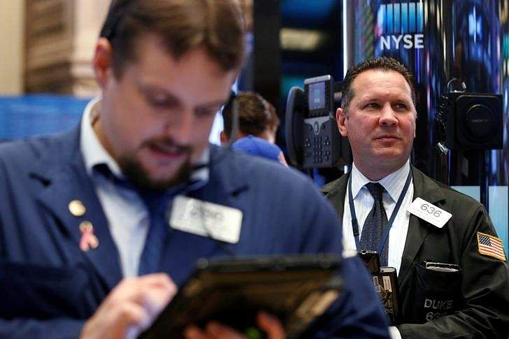 Wall Street rises as investors bet on Clinton victory