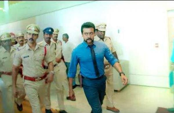 Surya S S3 Teaser Clocks 2 Million Views The New Indian Express