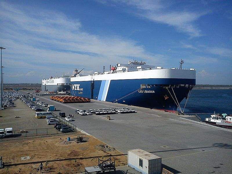 Image result for Sri Lanka formally hands over Hambantota port to China