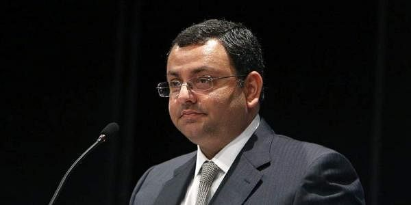 Tata Group Chairman Cyrus Mistry speaks to shareholders during the Tata Consultancy Services (TCS) annual general meeting in Mumbai, India June 28, 2013.   (File/REUTERS)