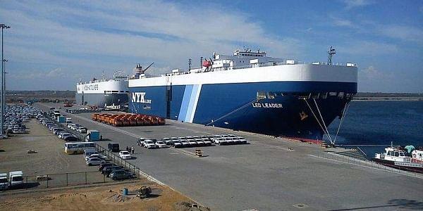 Hambantota Port (Photo: Wikimedia)