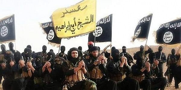 ISIS_forces_repare_for_battle_in_Iraq