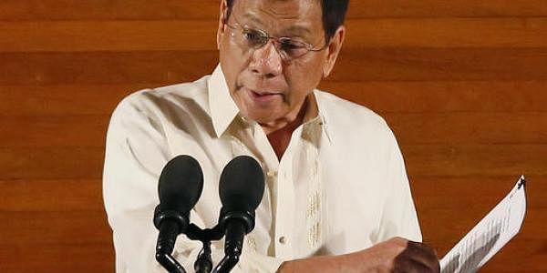President Rodrigo Duterte-ap