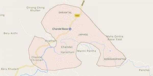 Manipur's Chandel district