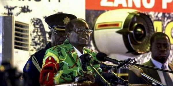 Mugabe, December 17, 2016, Zimbabwe