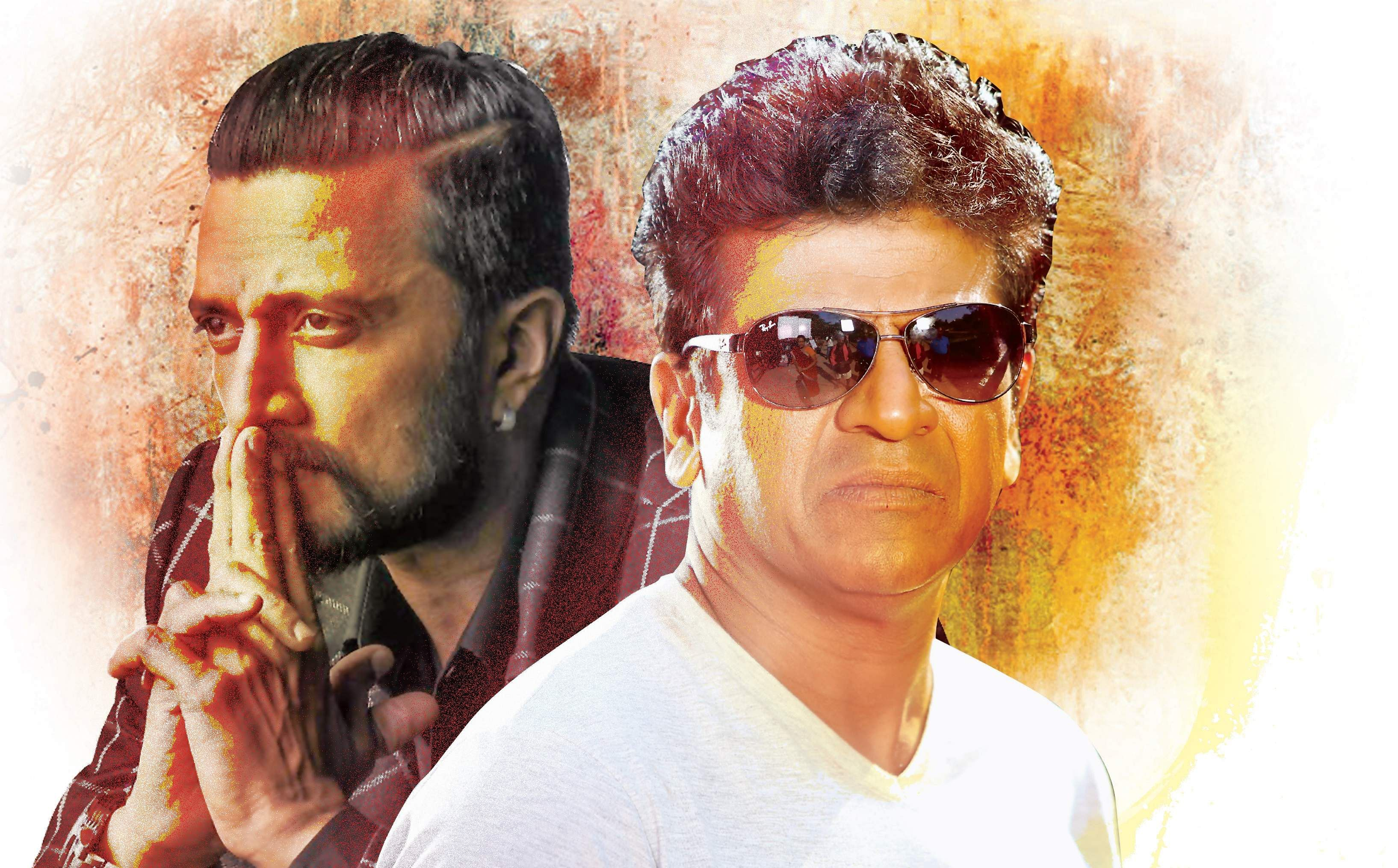 shivanna and kichcha to do a  u2018look u2019 test