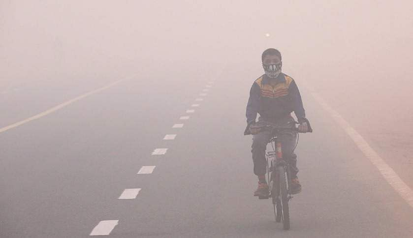 Foul Air in India Kills 6 Lakh More Than Estimated