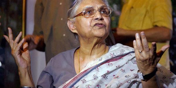 Sheila Dixit PTI