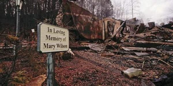 TENNESSE_WILDFIRE-AP