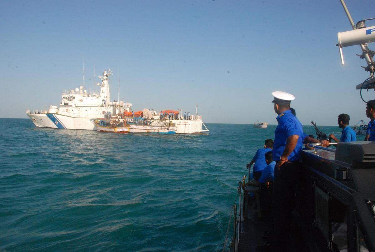Heavy fine on illegal fishing is a european union for Sri lanka fishing