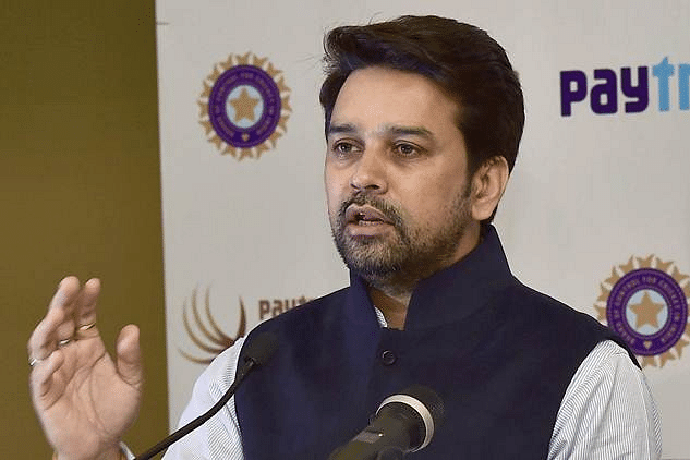 Anurag Thakur blames Lodha Committee for not giving time