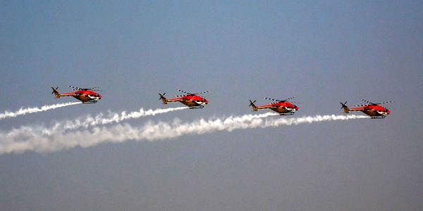 Cuttack air show