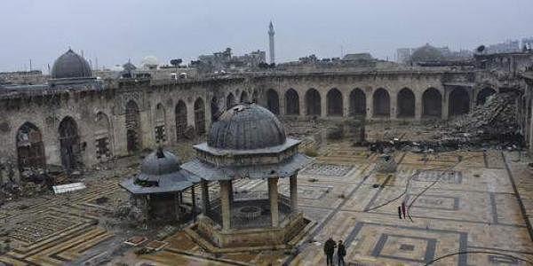 Eastern Aleppo. (File photo | AP)