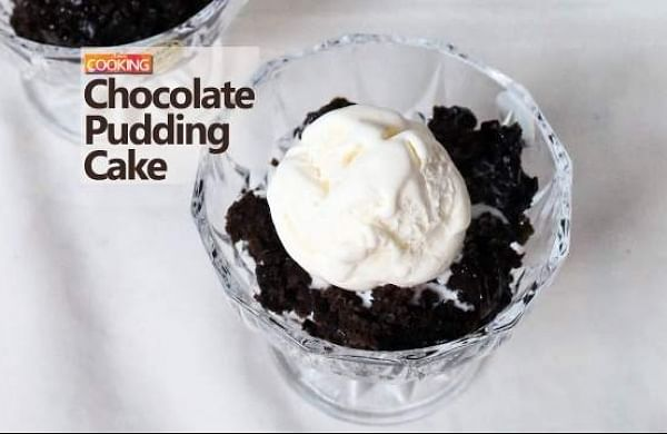 Chocolate Cake Recipe In Kannada: Christmas Special: How To Make Gooey Chocolate Pudding