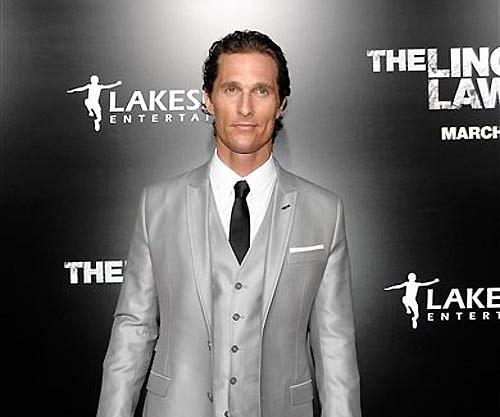 Matthew McConaughey faked Australian accent for women