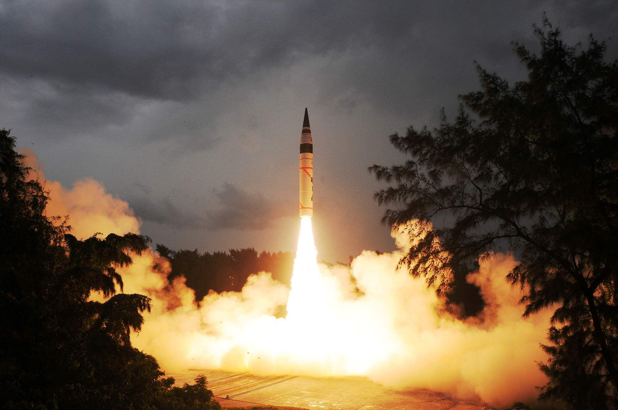 China calls for 'strategic balance' in South Asia after Agni-V test-firing