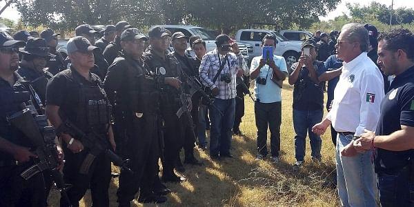 Mexico Violence-AP