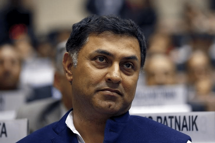 Nikesh Arora. (File photo | Reuters)