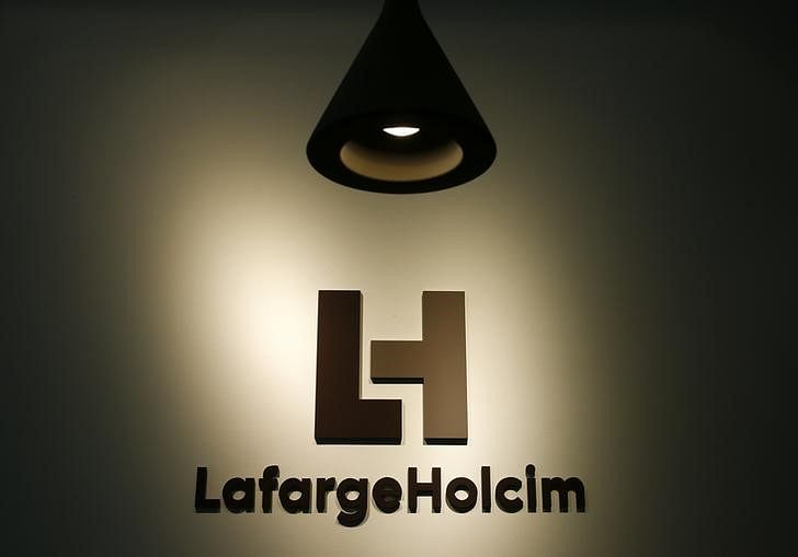 LafargeHolcim. (File photo | Reuters)