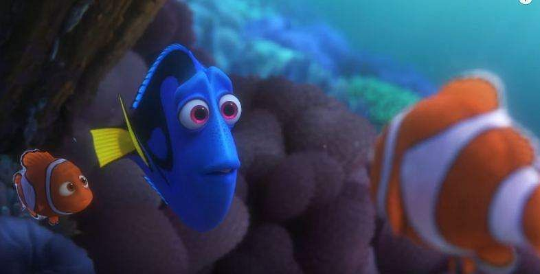 2. Finding Dory Worldwide gross: $1,027,638,154 Budget:  $200 million Director: Andrew Stanton Release date in India: June 17, 2016.