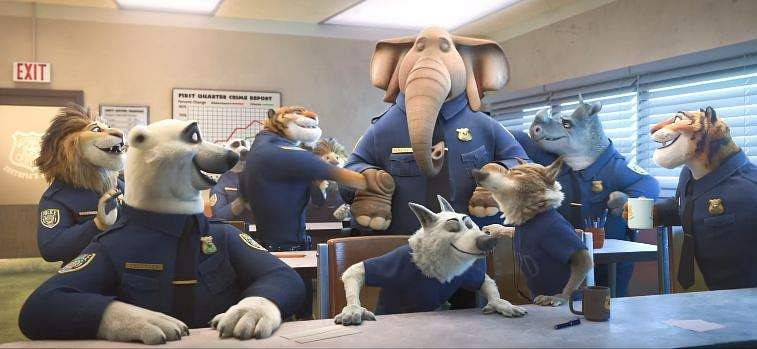 3. Zootopia Worldwide gross:$1,023,784,195 Budget: $150 million Directors: Byron Howard, Rich Moore Release date in India: 4 March 2016.