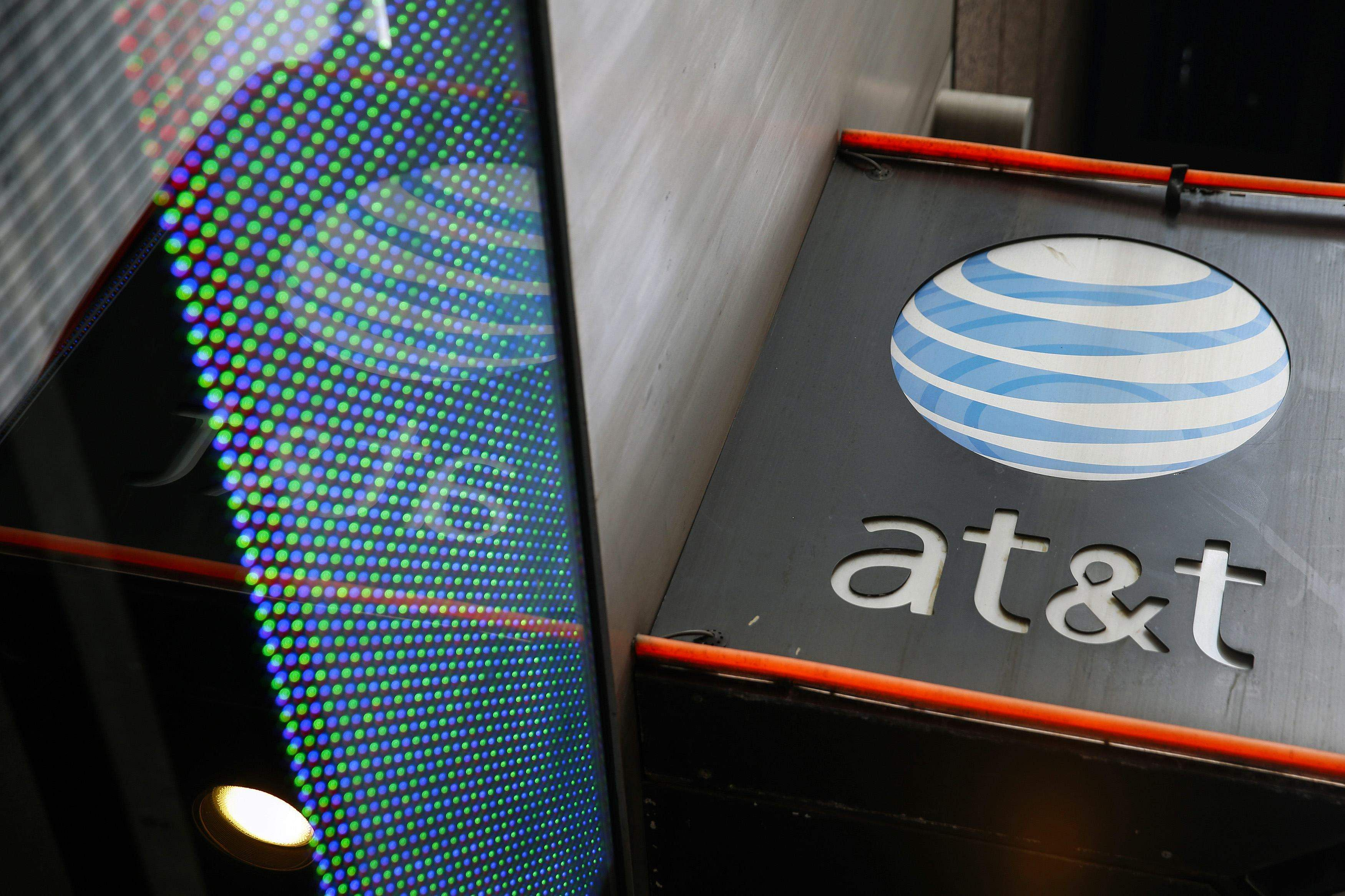 US Telecom AT&T. (File photo | Reuters)