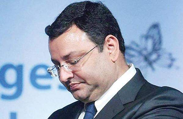 Cyrus Mistry. (File photo)