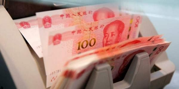 Chinese 100 yuan notes (File Photo | Reuters)