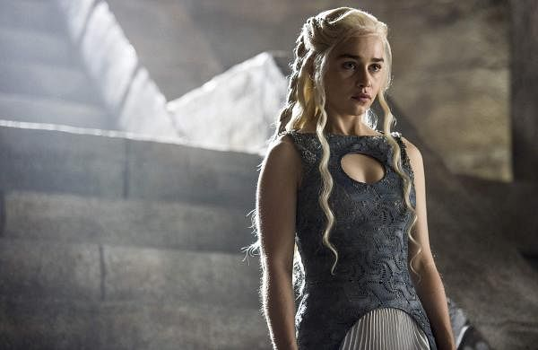 GAME OF THRONES (April 21, HBO): With Jon Snow and Sansa Stark back at Westeros and a likely alliance between Varys, Olenna Tyrell and Daenerys Targaryen on the cards, season 7 of Game of Thrones, based on the novels by George RR Martin, looks comfortably placed for some game-changing developments.With Jon Snow's parentage out in the open, it is only a matter of time before we see how the claims to the Iron Throne are set.