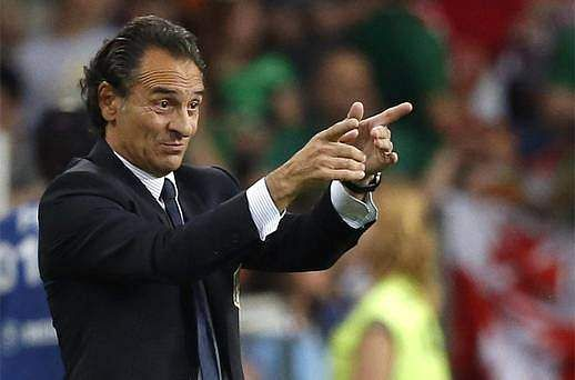 Valencia coach Cesare Prandelli resigns after 3 months