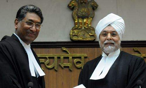 Justice J S Khehar To Be The Next Chief Justice Of India