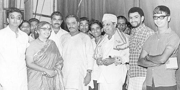 Cho, the Bernard Shaw of Tamil Nadu: Dramatist