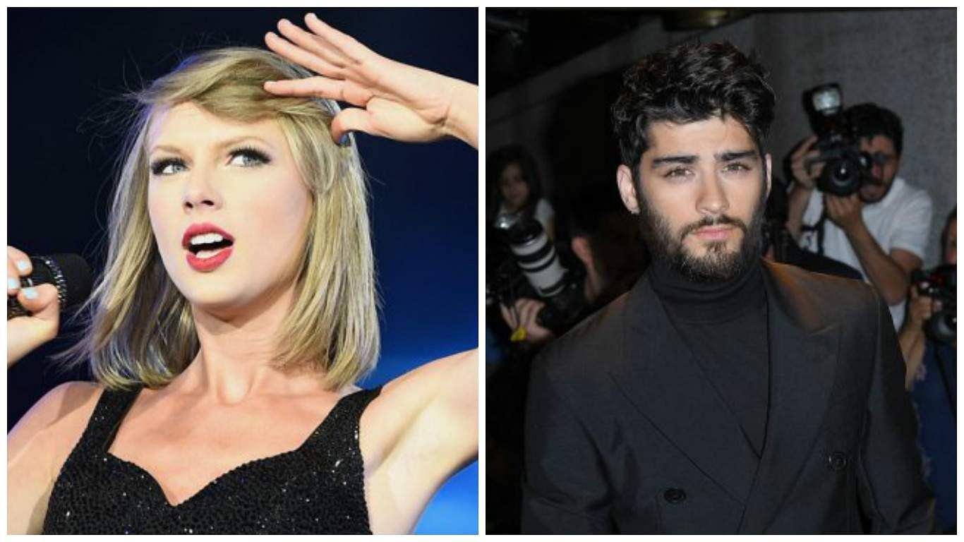 Taylor Swift and Zayn Malik Team Up For 'Fifty Shades Darker' Soundtrack