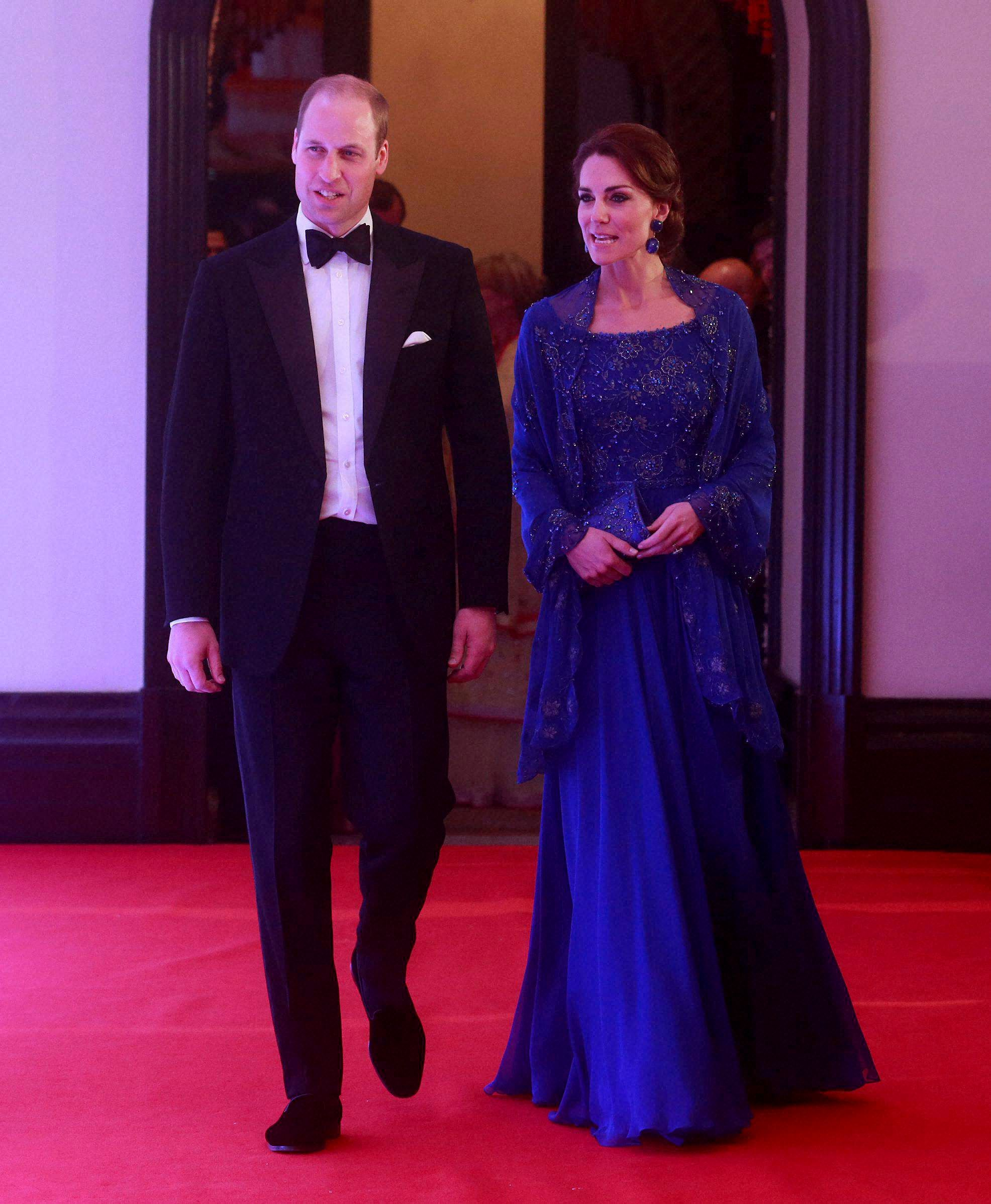 William Kate PTI