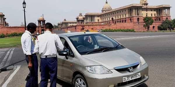 Delhi_OddEven_PTI