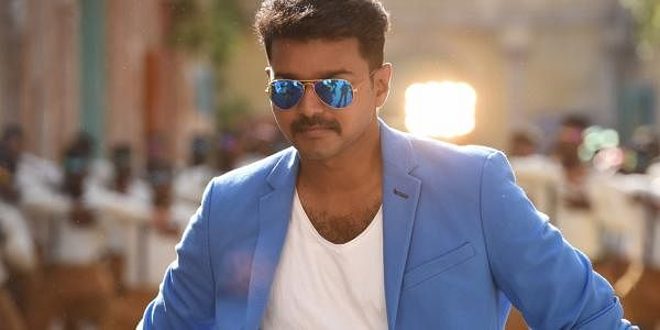 Vijay from Theri
