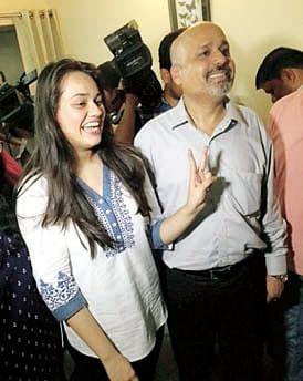 Delhi girl makes it big