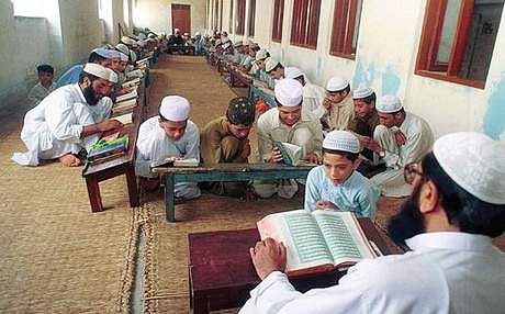 UP Shia Waqf Board chief — Madrasas breeding terror