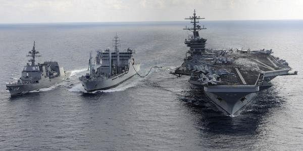 AFP-Malabar-Exercise-US-Japan-India
