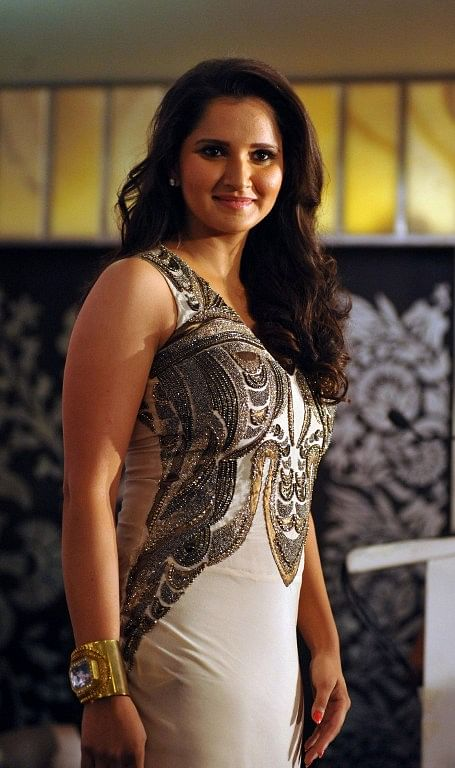 Sania Mirza tops list of 'best dressed sportspersons'- The New Indian  Express