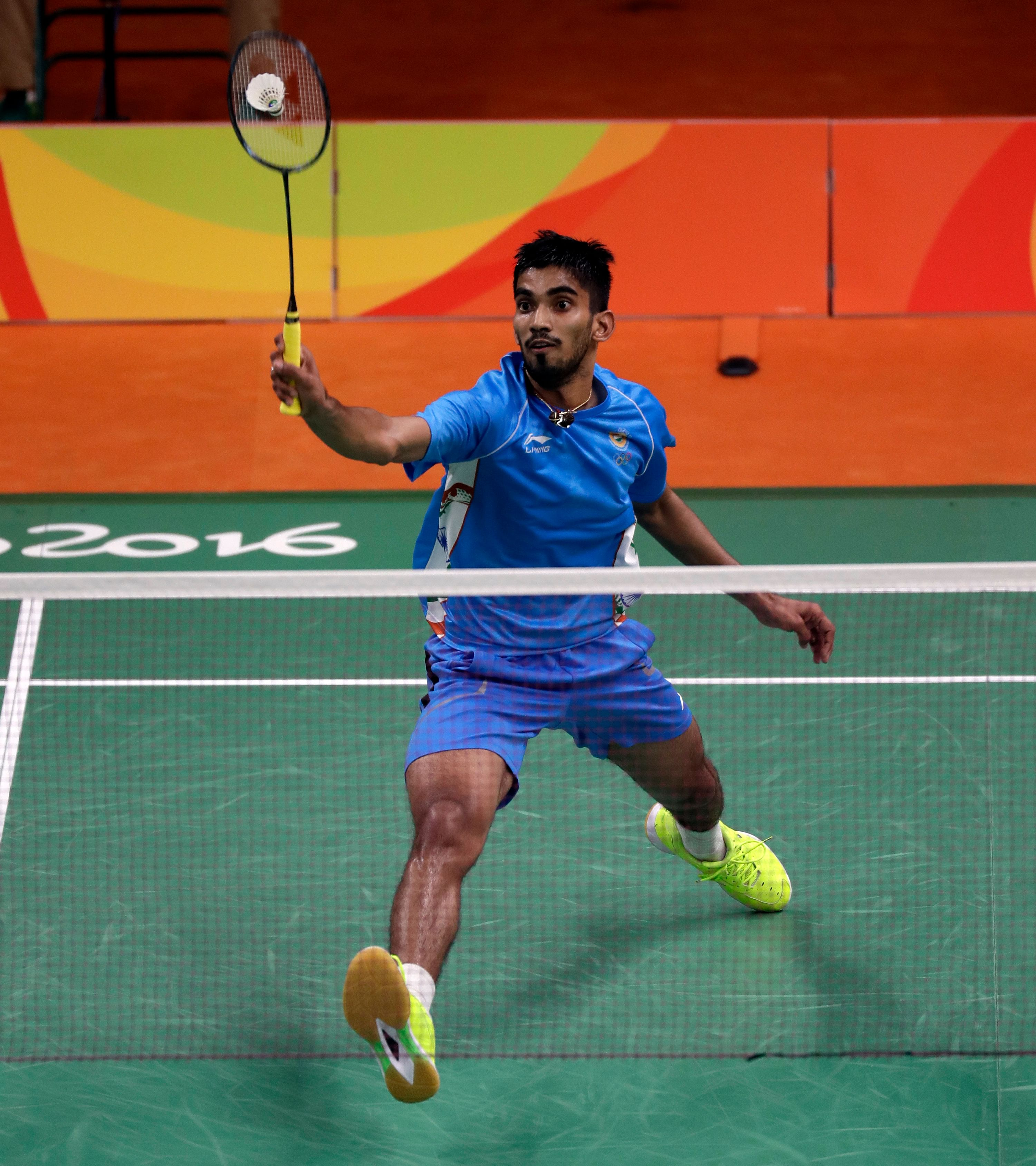 Shuttler Srikanth beats Hurskainen to proceed at Rio The New