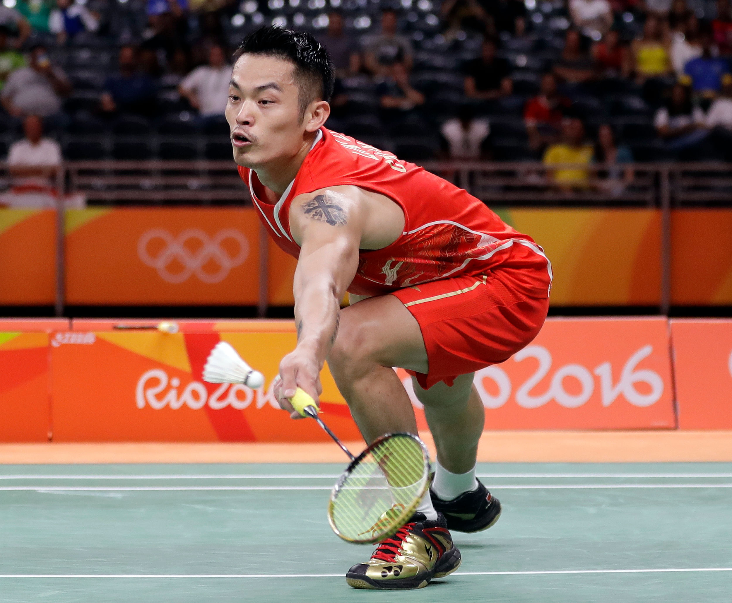 Lin Dan edges past Srikanth in a tense affair- The New ...