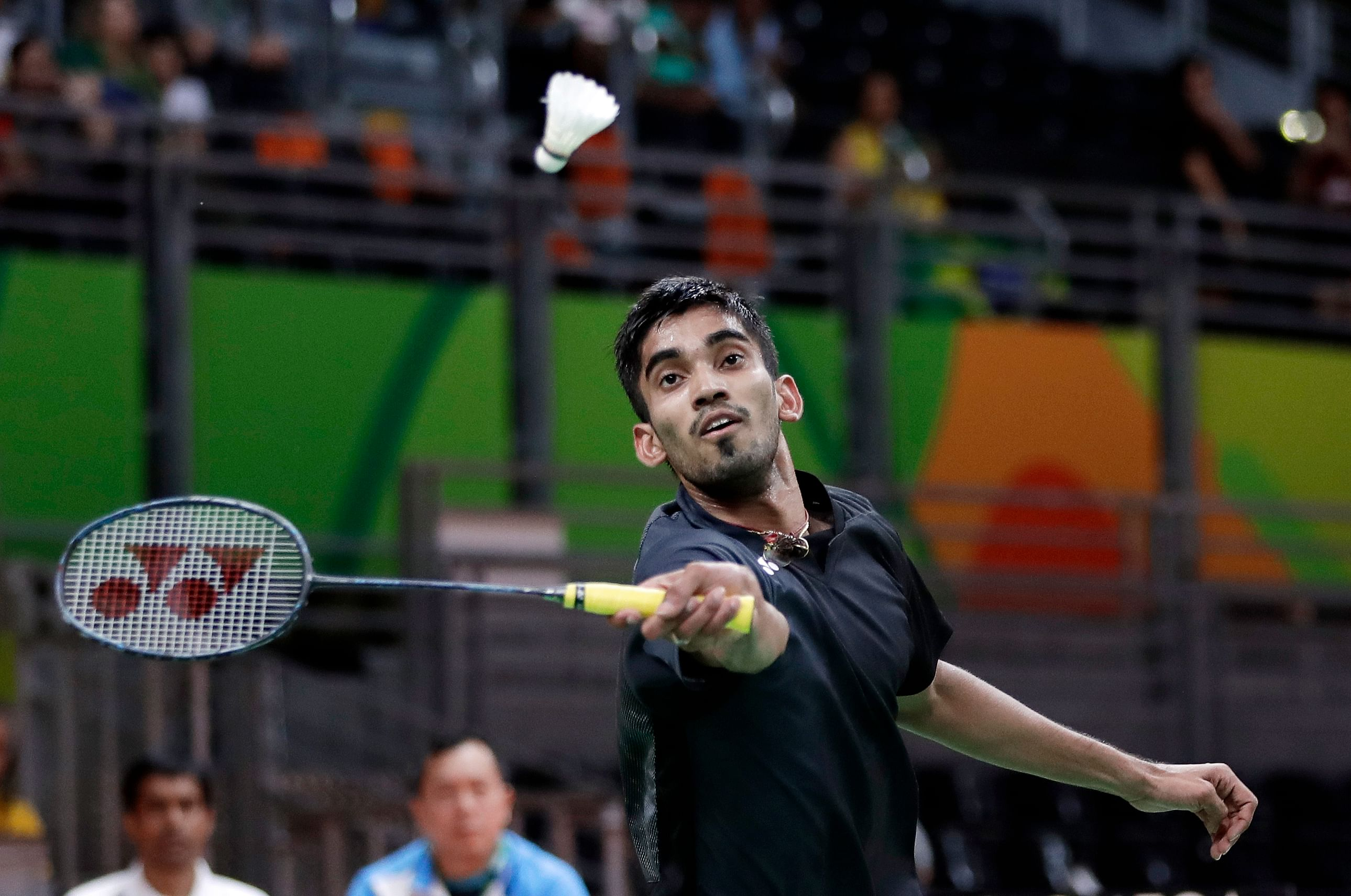 Srikanth leads Indian challenge at Korea Open The New Indian Express