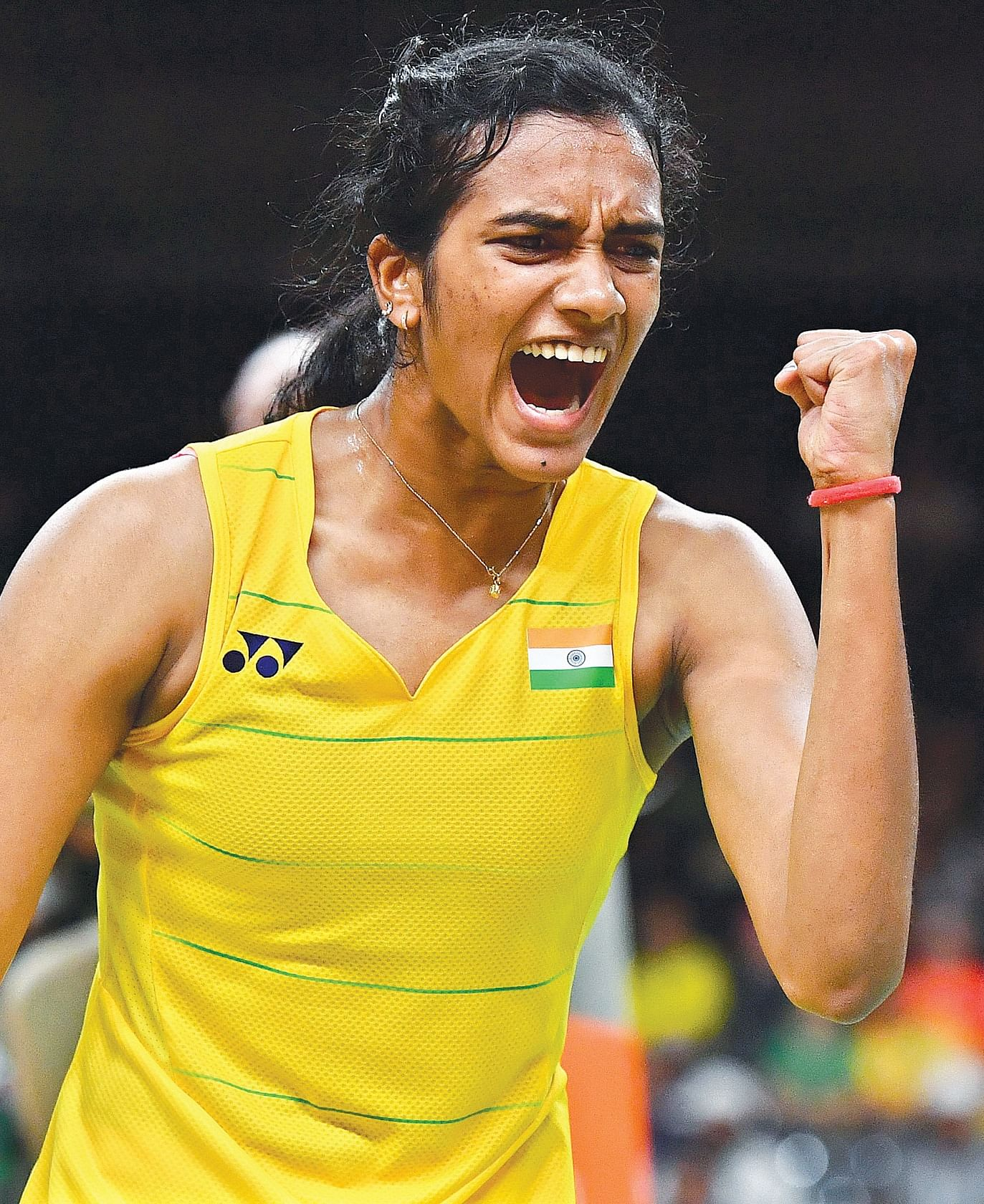 Sindhu silver lining for India s gold quest at Rio The New Indian