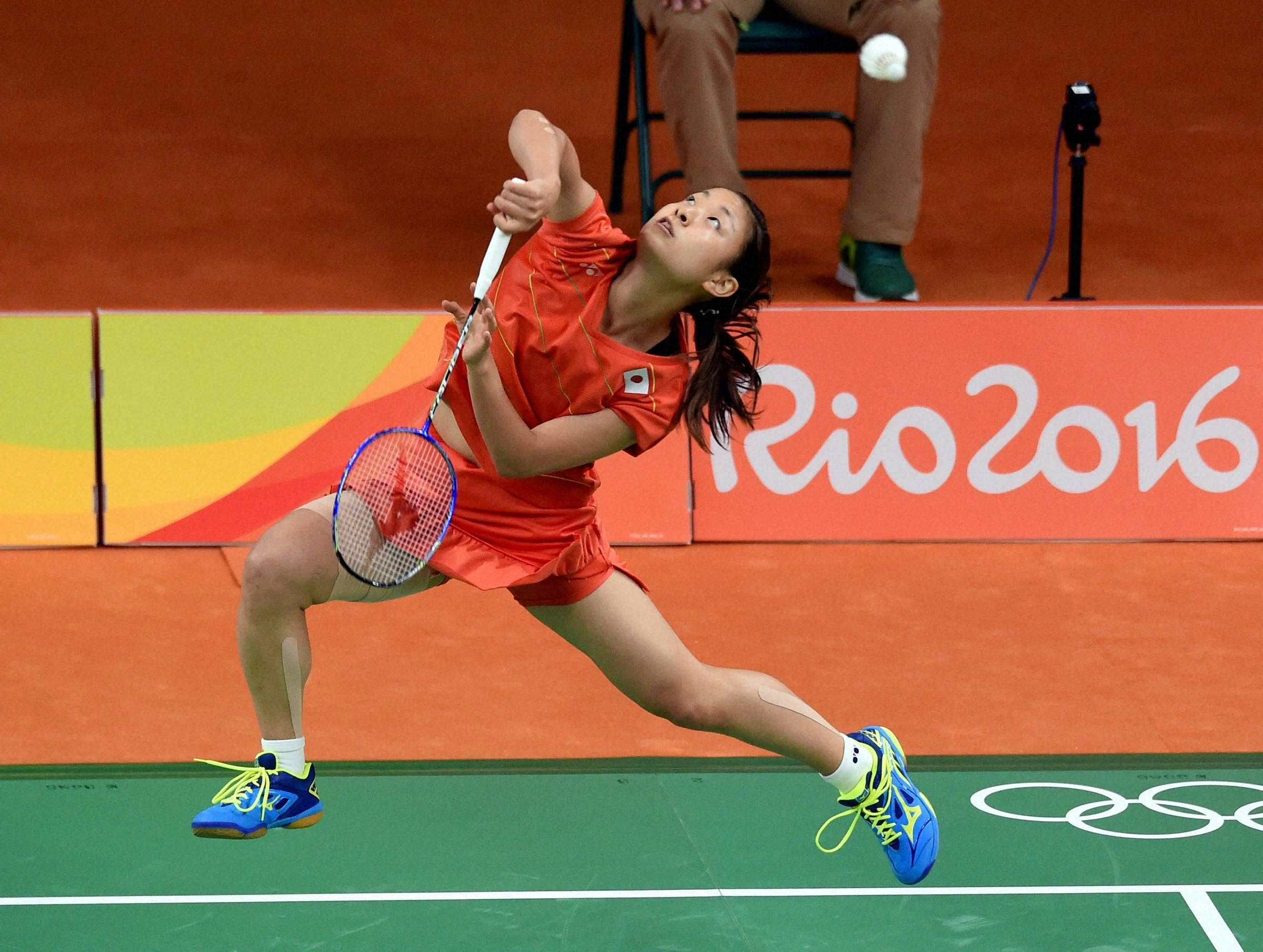 Super Sindhu enters the final of Olympics badminton final The New