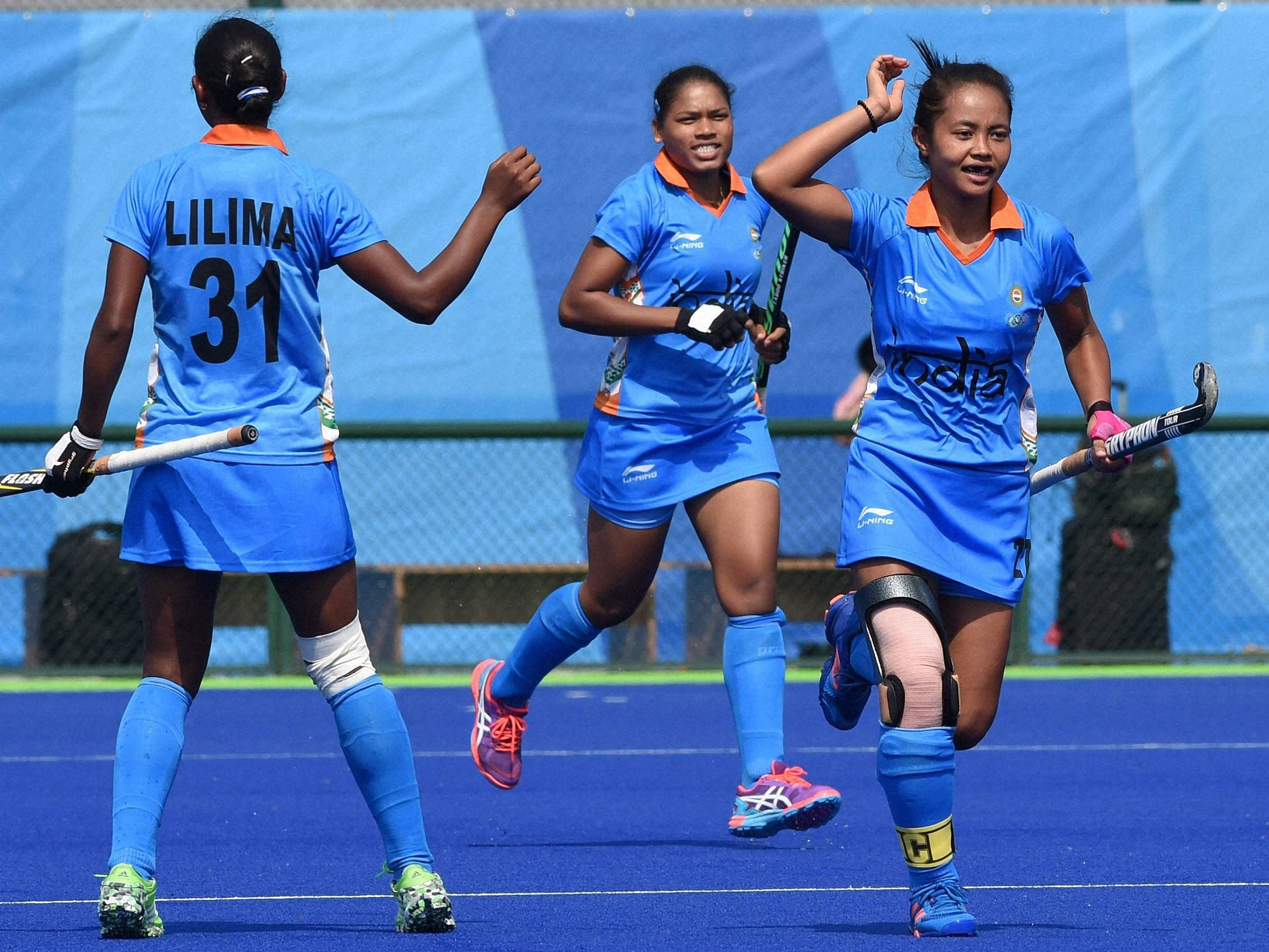 Indian Women Show Immense Courage At Their Olympics Return The New